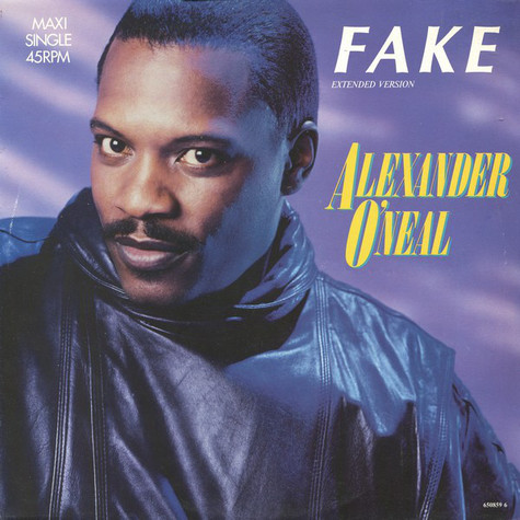 Alexander O'Neal - Fake (Extended Version)