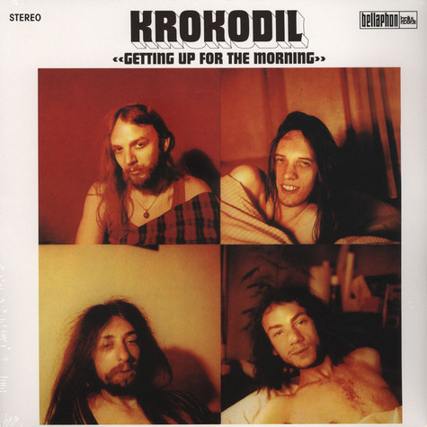 Krokodil - Getting Up For The Morning Remastered Edition