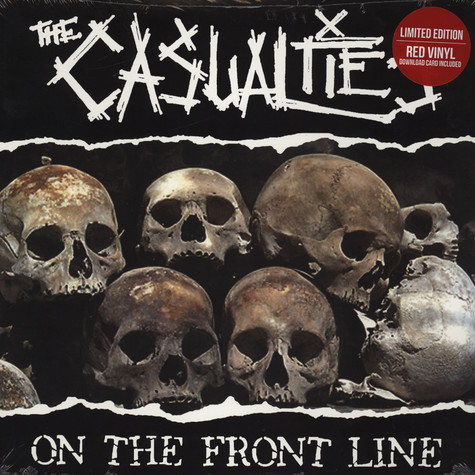 Casualties, The - On The Front Line