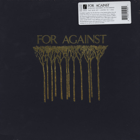 For Against - For Against Box Set
