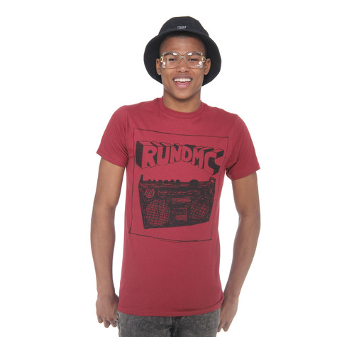 Run DMC - Sketch Boombox T-Shirt