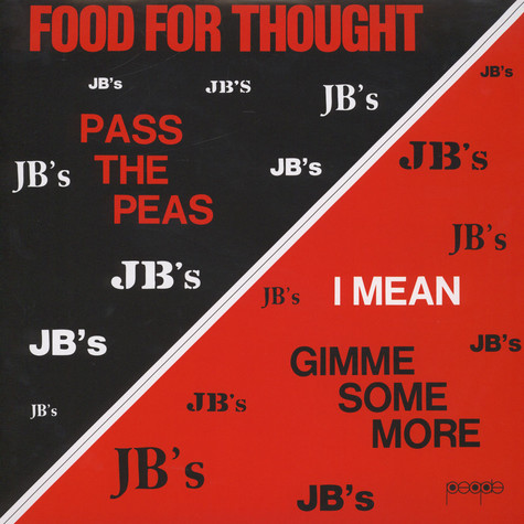 JB's, The - Food For Thought: Get On Down Edition