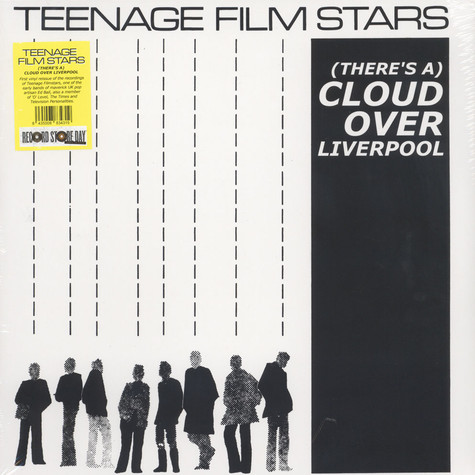 Teenage Filmstars - (There's A) Cloud Over Liverpool
