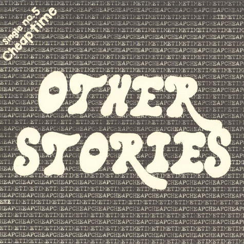 Cheap Time - Other Stories