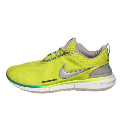 hot sale online 82e21 b3bc4 Nike - Free OG '14 BR (Venom Green / Metallic Silver / White / Turbo ...