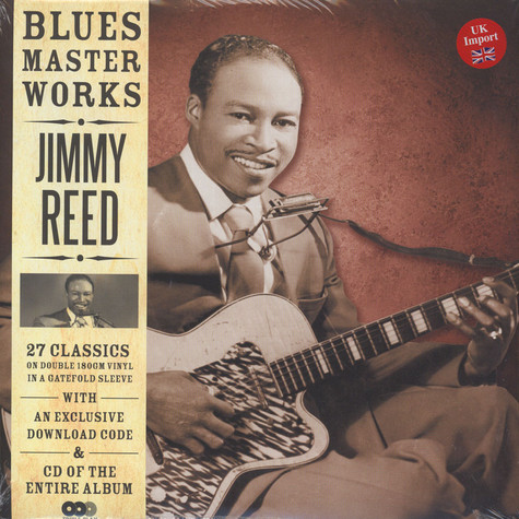 Jimmy Reed - Blues Master Works