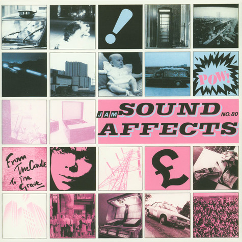Jam, The - Sound Affects