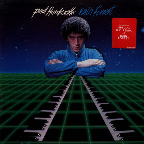Paul Hardcastle - Rain Forest