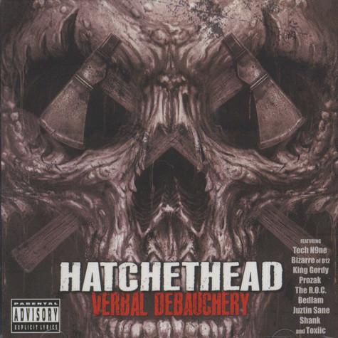 Hatchethead - Verbal Debauchery