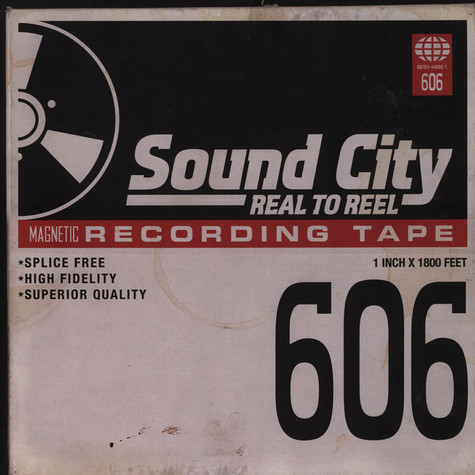 V.A. - OST Sound City - Real To Reel