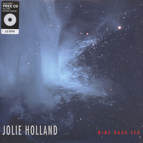 Jolie Holland - Wine Dark Sea