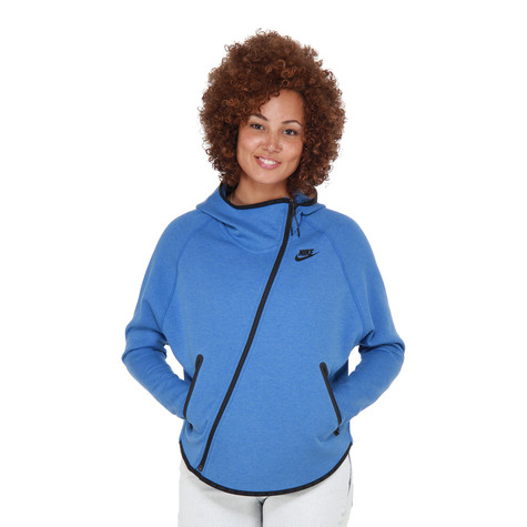 dc0c483121d8 Nike - WMNS Tech Fleece Butterfly Full Zip Hoodie (Game Royal ...