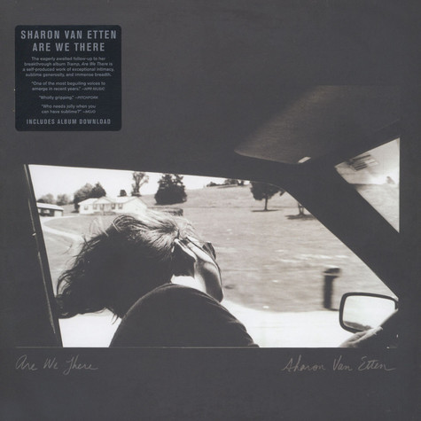 Sharon Van Etten - Are We There Black Vinyl Edition