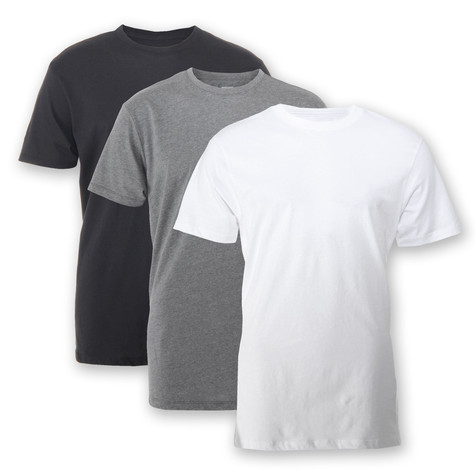HUF - Blank T-Shirts (Pack Of 3)