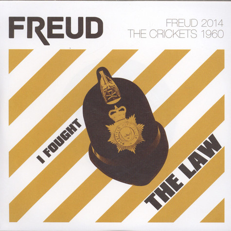 Freud / The Crickets - I Fought The Law