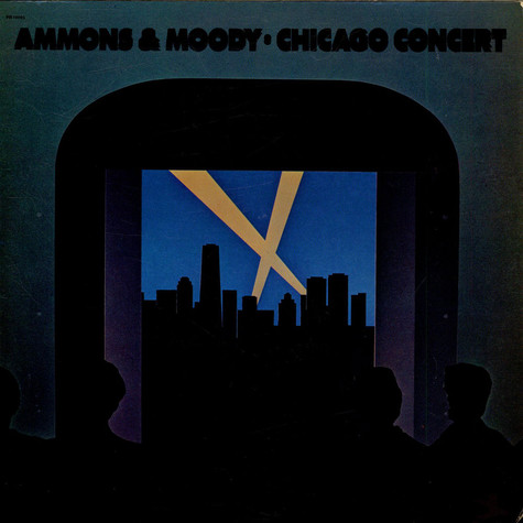 Gene Ammons & James Moody - Chicago Concert
