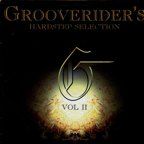 V.A. - Grooverider's Hardstep Selection Vol. II