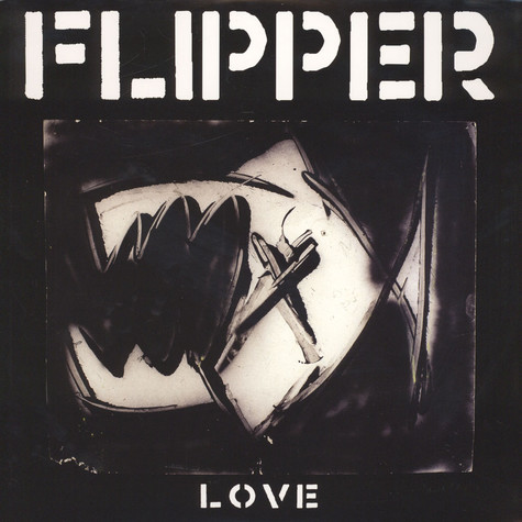 Flipper - Love Black Vinyl Edition