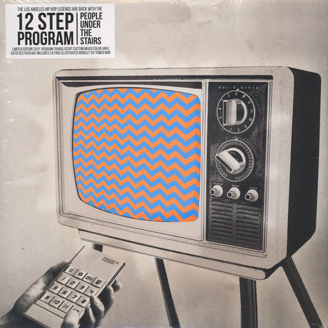 People Under The Stairs - 12 Step Program