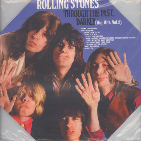 Rolling Stones - Through The Past Darkly (Big Hits Volume 2)