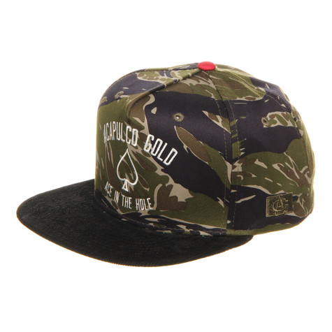 Acapulco Gold - Ace In The Hole Snapback Cap