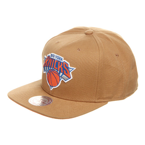 Mitchell & Ness - New York Knicks NBA Staple Snapback Cap
