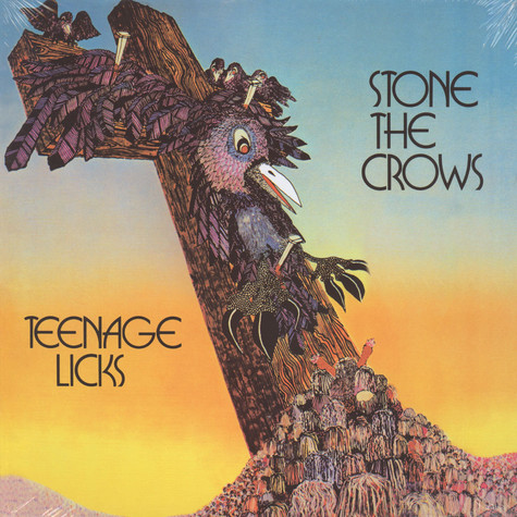 Stone The Crows - Teenage Licks
