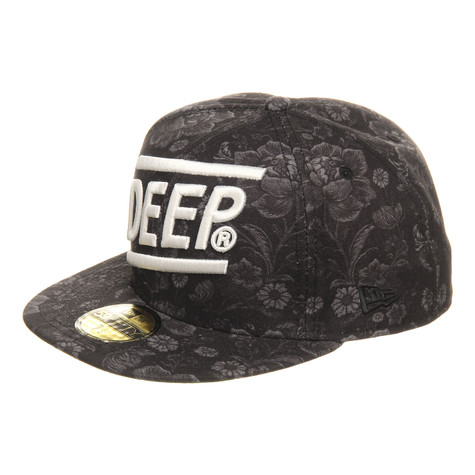 10 Deep - Slope 59fifty Cap