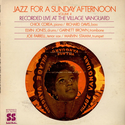 V.A. - Jazz For A Sunday Afternoon Volume 4