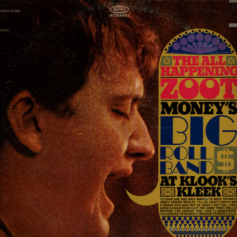 The All Happening Zoot Money's Big Roll Band - At Klook's Kleek