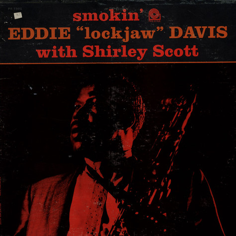 "Eddie ""Lock Jaw"" Davis - Smokin With Shirley Scott"