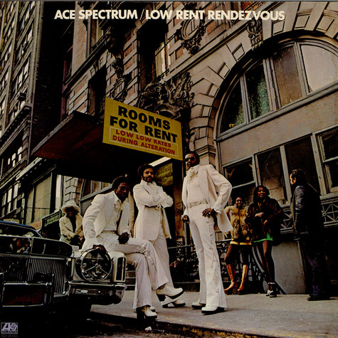 Ace Spectrum - Low Rent Rendezvous