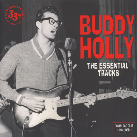 Buddy Holly - The Essential Tracks