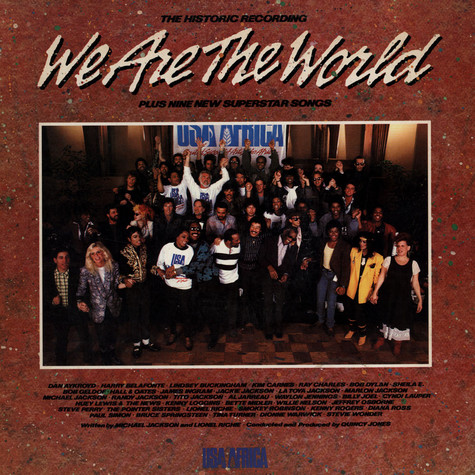 V.A. - We Are The World