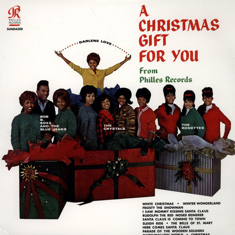 V.A. - A Christmas Gift For You From Philles Records