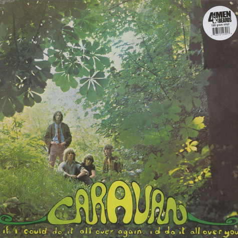Caravan - If I Could Do It All Over Again, I'd Do It All Over You