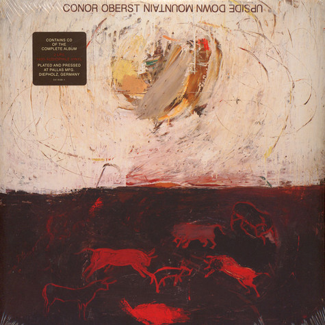 Conor Oberst - Upside Down Mountain