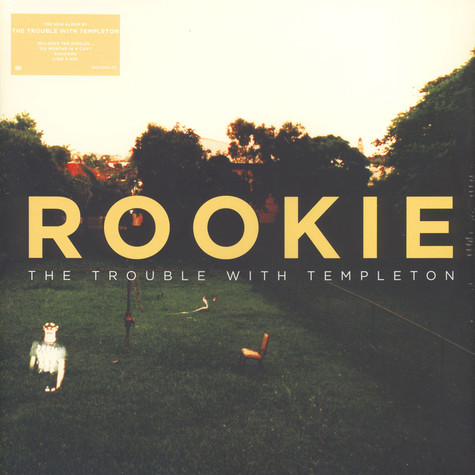 Trouble With Templeton, The - Rookie