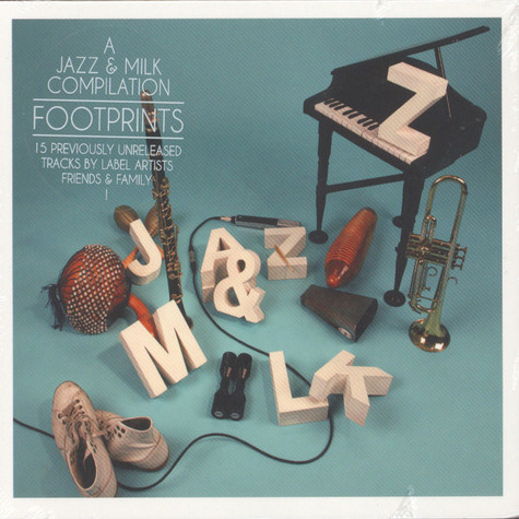 Jazz & Milk - Footprints