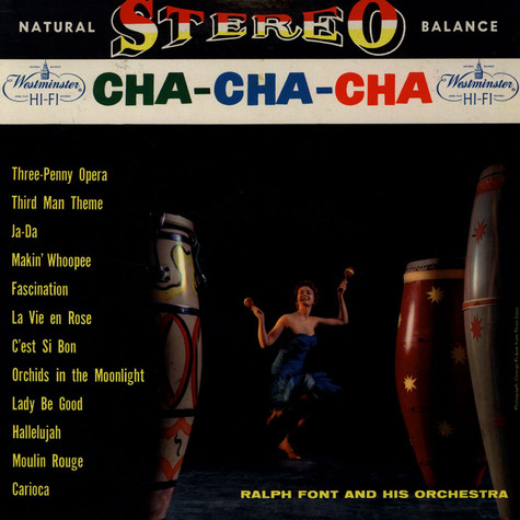 Ralph Font And His Orchestra - Cha-Cha-Cha