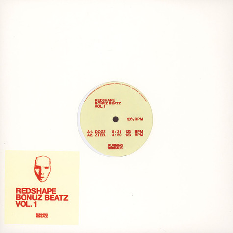 Redshape - Bonuz Beatz Volume 1