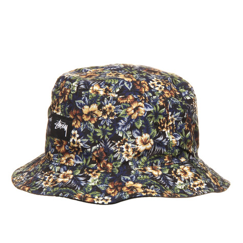 Stüssy - Island Reversible Bucket Hat
