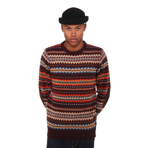 Barbour - Caistown Fair Island Crewneck Sweater