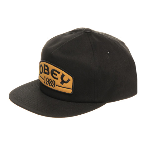 Obey - Unfiltered Snapback Cap