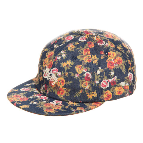 Obey - Elodie Throwback Women Strapback Cap