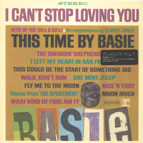 Count Basie - This Time By Basie!