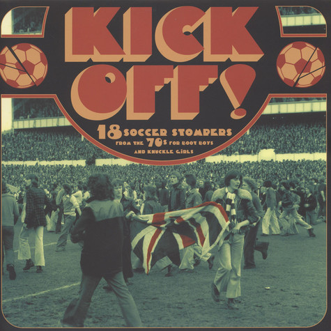 V.A. - 18 Soccer Stompers For Boot Boys & Knuckle Girls