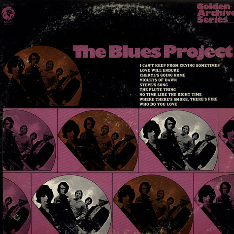 Blues Project, The - The Blues Project