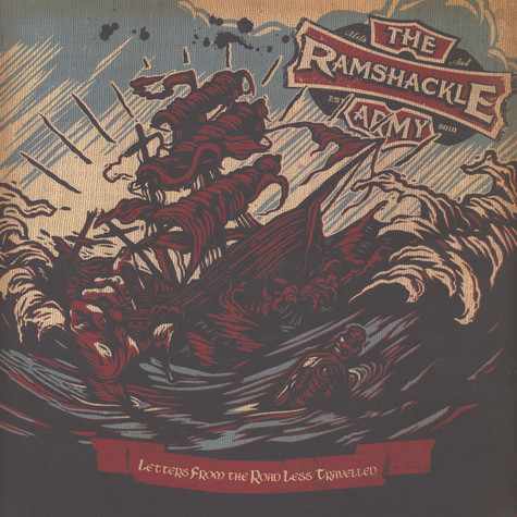 Ramshackle Army - Letters From The Road Less Travelled