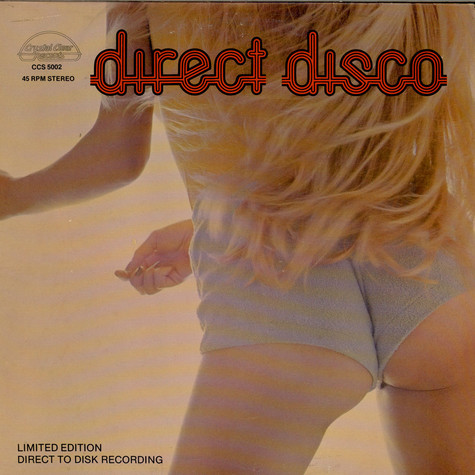 Gino Dentie And The Family - Direct Disco